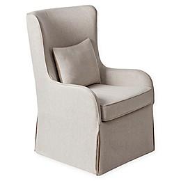 Madison Park Signature Regis Accent Chair in Cream