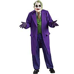 DC Comics Batman The Dark Knight Joker Adult Men's Costume