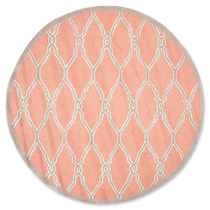 Buy Safavieh Cambridge Lexie 8 Foot Round Area Rug In