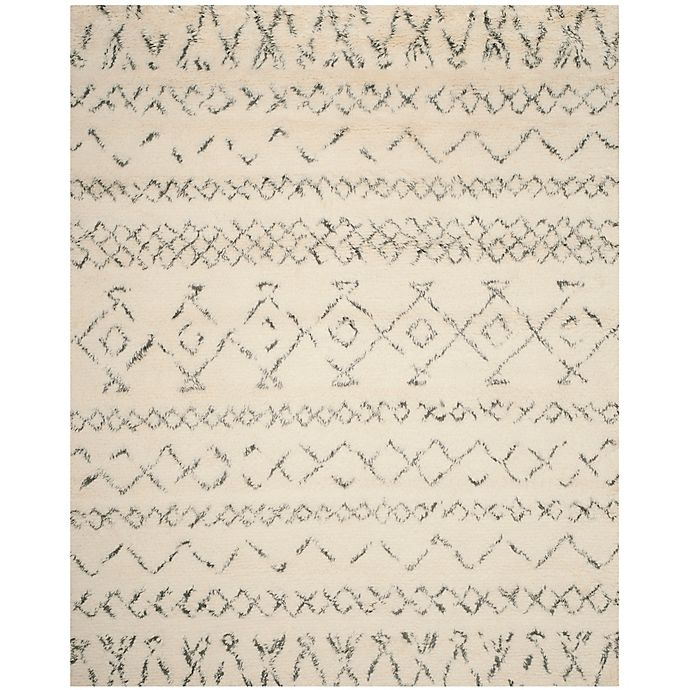 Alternate image 1 for Safavieh Casablanca Felicity 9' x 12' Area Rug in Ivory/Grey
