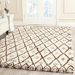 Safavieh Casablanca Zoe Area Rug in Ivory/Gold