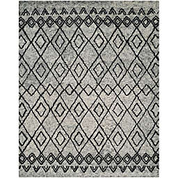 Safavieh Casablanca Phoebe 8' x 10' Area Rug in Grey/Charcoal