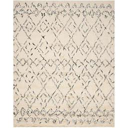 Safavieh Casablanca Phoebe 10' x 14' Area Rug in Ivory/Grey