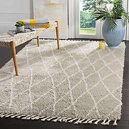 Safavieh Casablanca Arlo 5' x 8' Area Rug in Grey/Ivory
