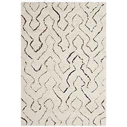 Safavieh Casablanca Rigby 4' x 6' Area Rug in Ivory