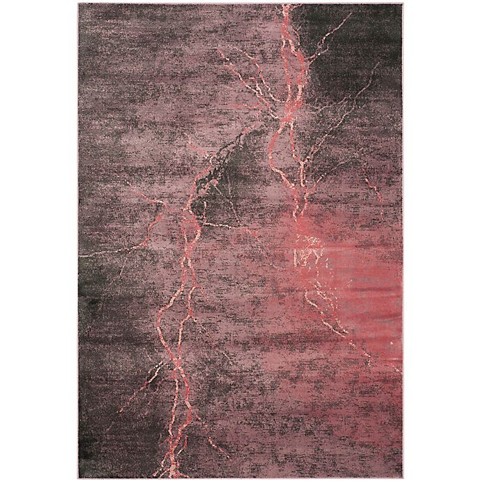 Alternate image 1 for Safavieh Constellation Vintage 4-Foot x 5-Foot 7-Inch Bri Rug in Blush/Multi