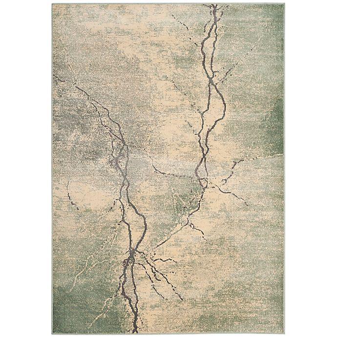 Alternate image 1 for Safavieh Constellation Vintage 4-Foot x 5-Foot 7-Inch Bri Rug in Light Grey/Multi