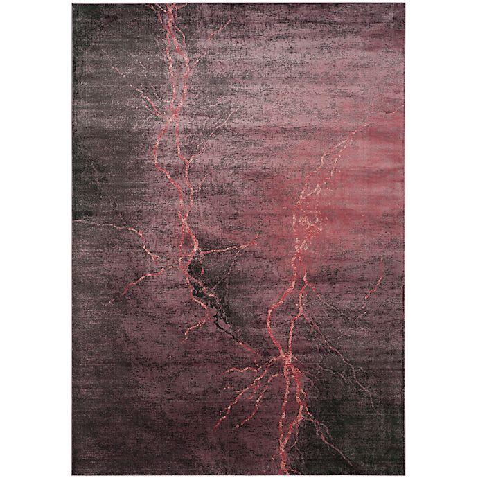 Alternate image 1 for Safavieh Constellation Vintage 8-Foot 10-Inch x 12-Foot 2-Inch Bri Rug in Blush/Multi