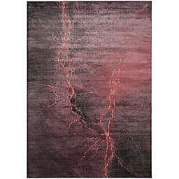 Safavieh Constellation Vintage 8-Foot 10-Inch x 12-Foot 2-Inch Bri Rug in Blush/Multi