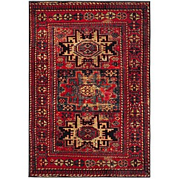 Safavieh Vintage Hamadan Azar Rug in Red