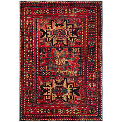 Safavieh Vintage Hamadan Azar Rug in Red