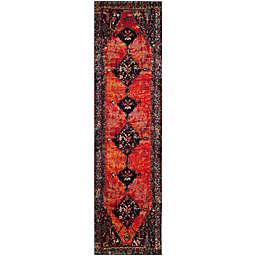 Safavieh Vintage Hamadan 2-Foot 2-Inch x 12-Foot Farzin Rug in Orange