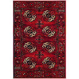 Safavieh Vintage Hamadan 6-Foot 7-Inch x 9-Foot Zara Rug in Red