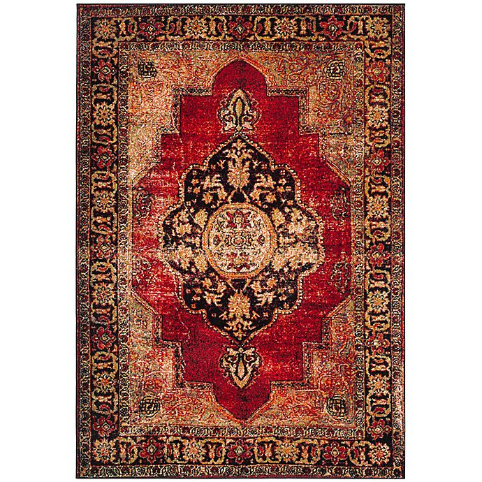 Alternate image 1 for Safavieh Vintage Hamadan Jahan Rug