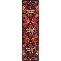 Safavieh Vintage Hamadan 2-Foot 2-Inch x 6-Foot Jahan Rug in Red