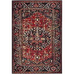 Safavieh Vintage Hamadan 6-Foot 7-Inch x 9-Foot Rahim Rug in Red