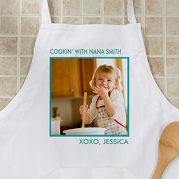 Alternate image 1 for Picture Perfect 1-Photo Apron