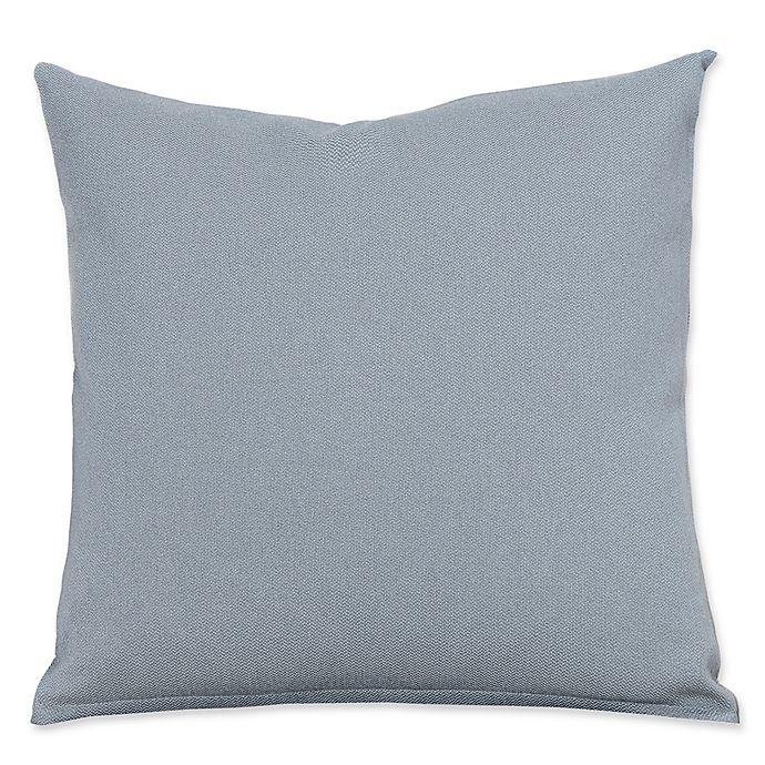 Alternate image 1 for SIScovers® Revolution Plus Everlast 20-Inch Square Throw Pillow in Fog