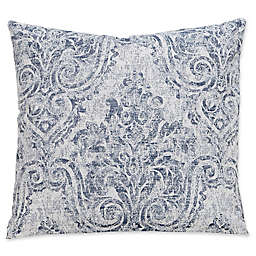 SIScovers® Misty River 16-Inch Square Throw Pillow in Blue/Grey