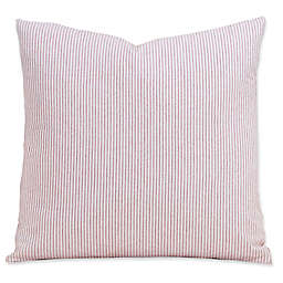 SIScovers® Heritage Brick Square Throw Pillow Collection