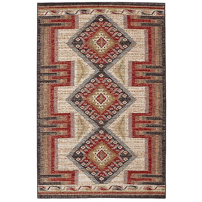 Alternate image 1 for Mohawk Home Destinations Hulett Area Rug in Gold