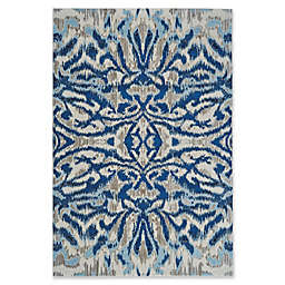 Feizy Manfred Accent Rug in Blue