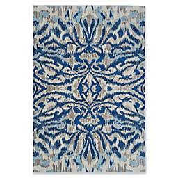 Weave & Wander Carini Abstract Ikat Rug