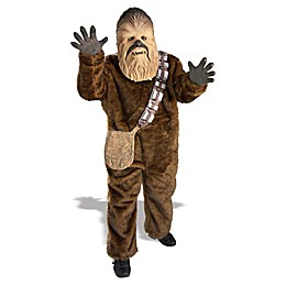 Star Wars: Chewbacca Super Deluxe Child's Halloween Costume