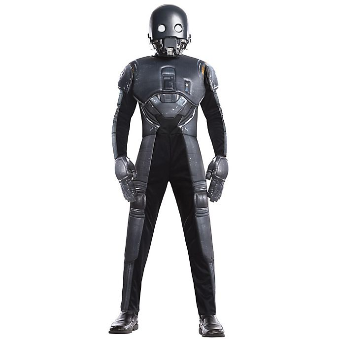 Alternate image 1 for Rogue One K-2S0 Deluxe Small Child's Halloween Costume