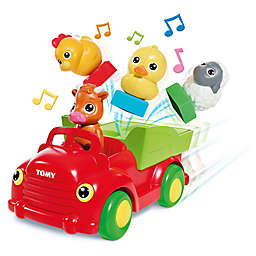 TOMY Toomies® Sort & Pop Farmyard Friends