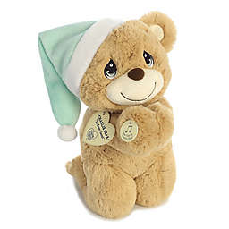 Aurora® Precious Moments® 10-Inch Charlie Prayer Bear in Light Brown