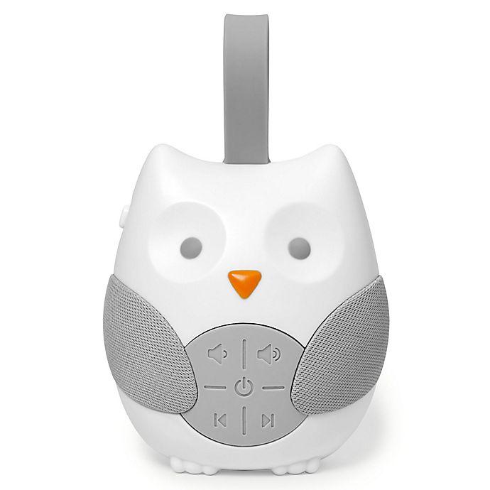 Alternate image 1 for SKIP*HOP® Stroll & Go Portable Owl Baby Soother