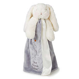 Bunnies By The Bay™ Bloom Bunny Buddy Blanket in Grey