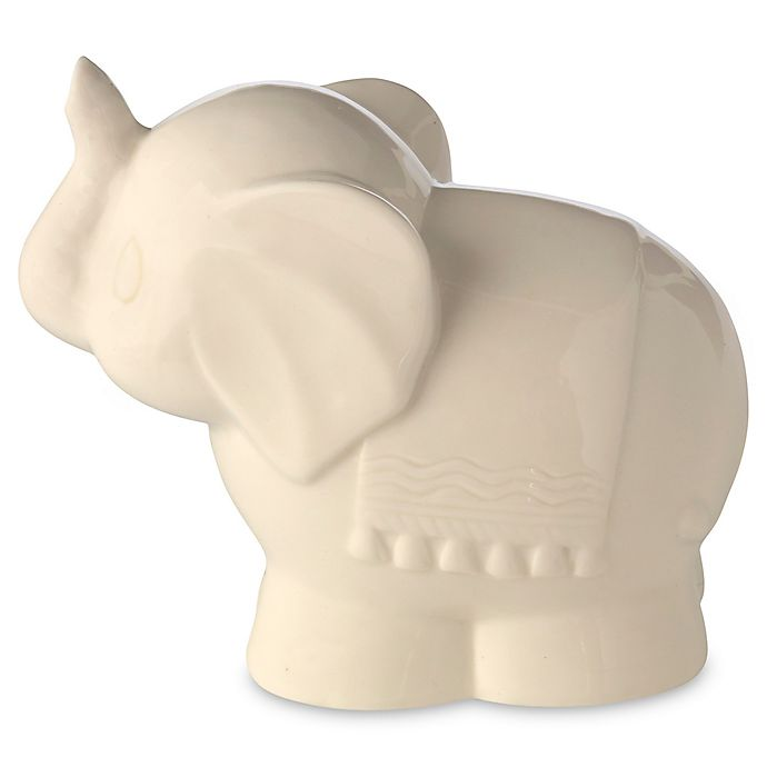 Alternate image 1 for Precious Moments® Tuk Elephant Nightlight in Beige