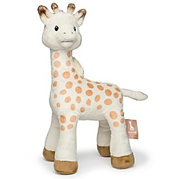 Mary Meyer Sophie la girafe® 13-Inch Plush Toy in White/Brown