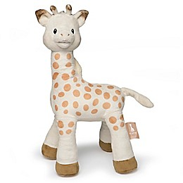 Mary Meyer Sophie la girafe® 16-Inch Plush Toy in White/Brown