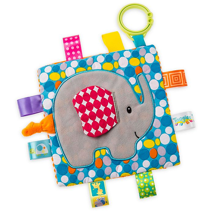 Alternate image 1 for Mary Meyer® Crinkle Me Elephant