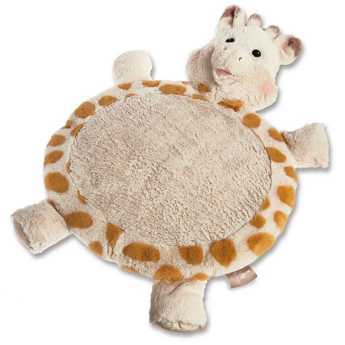 Alternate image 1 for Mary Meyer Sophie la girafe® Baby Mat in White/Brown