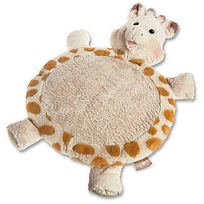 Mary Meyer Sophie la girafe® Baby Mat in White/Brown