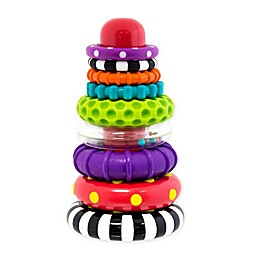 Sassy Stack of Circles Stem Toy