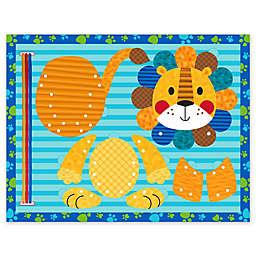 Stephen Joseph® Lion Lacing Puzzle