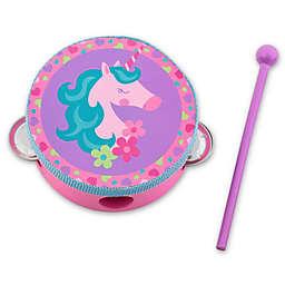 Stephen Joseph® Unicorn Tambourine/Drum