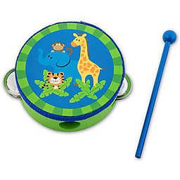 Stephen Joseph® Zoo Tambourine/Drum
