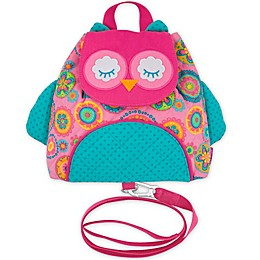 Stephen Joseph® Owl Little Buddy Bag with Safety Harness