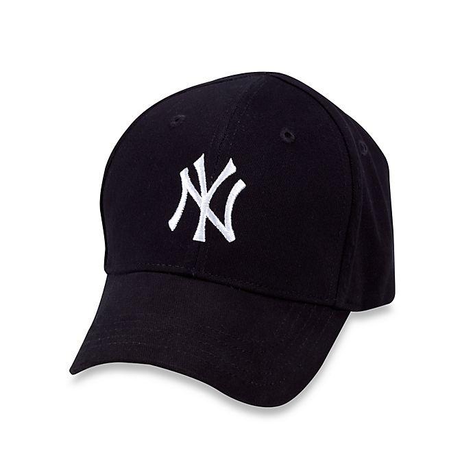 Alternate image 1 for Infant Replica Baseball Cap - Yankees