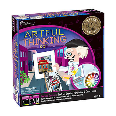 Great Explorations® STEAM Learning System- Arts: Artful Thinking Kit