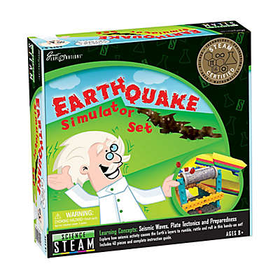 Great Explorations® Earthquake Simula STEAM Learning System