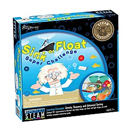 Great Explorations® Engineering: Sink or Float STEAM Learning System