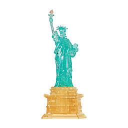 BePuzzled® 69-Piece Statue of Liberty 3D Crystal Puzzle
