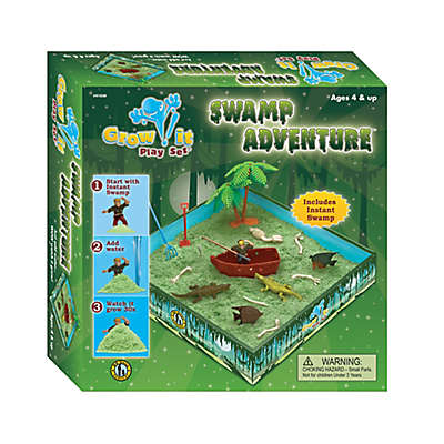 Be Good Company Grow It Swamp Adventure Play Set